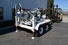 2004 Simco 255 Ptc Pavement Coring Sample Drill Rig Mounted On Trailer