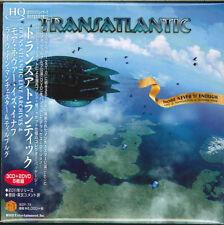 TRANSATLANTIC-MORE NEVER IS ENOUGH-JAPAN 3 MINI LP HQCD+2 DVD O75
