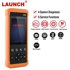 LAUNCH OBD2 Auto Scanner ABS Airbag Engine Code Reader DPF EPB Diagnostic Tool