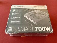 Thermaltake Smart 700W 80 Plus ATX Non-Modular Power Supply PSU New