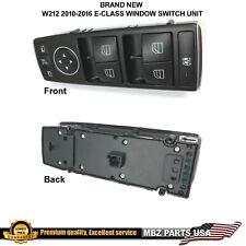 Electric Power Switch Driver Side Mercedes-Benz A2128208310 E300 E250 E350 E550