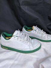 Koston Es Skate Shoes Sz 10 White Green Read