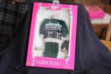 ~ 1996 Ken Fashion Avenue Sweater Set Ships Free ~