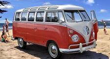 Revell Volkswagen T1 Samba Bus 1:24 Revell 07399