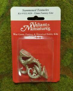 Summoned Tentacles Spell Effect: Valiant Miniatures D&D Pathfinder