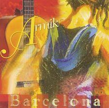 ARMIK - BARCELONA  CD NEW!