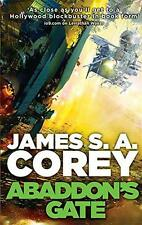 Abaddon's Gate: Book 3 of the Expanse, Corey, James S. A. | Paperback Book | 978