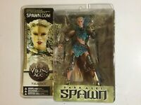 """McFarlane Toys~Dark Ages Spawn~""""Valkerie""""~The Viking Age~Action Figure~2002~New"""