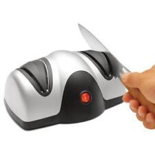 elektrischer Messerschärfer Schärfgerät Messer Schleifer Schleifmaschine NEU