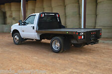 """CM SS truck flat bed dually FORD, CHEVY, DODGE CHASSIS 9'4"""" X 94"""" 60CA 34""""R"""
