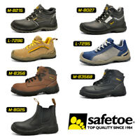 Safety Trainers Shoes Boots Men Women Work Steel Toe Size 3,4,5,6,7,8,9,10,11,12