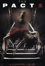 The Pact 2 (DVD, 2015, Widescreen w/Slipcover)