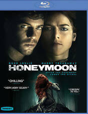 Honeymoon (Blu-ray, 2013) Horror / Rose Leslie of Game of Thrones FREE SHIPPING