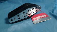 """Harken Midrange 3"""" Fiddle Block # 028 76 mm NEW"""