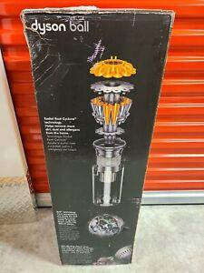 Brand New Dyson Ball Multifloor 2 Bagless Upright Vacuum - Yellow/Iron