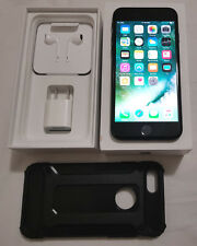 "New Apple iPhone 7- 32GB- Black (FACTORY UNLOCKED) 4.7"" 12MP GSM Smartphone"