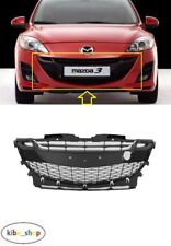 MAZDA 3 2009 - 2011 NEW FRONT CENTER BUMPER RADIATOR GRILL GRILLE - 8CW8501T1C