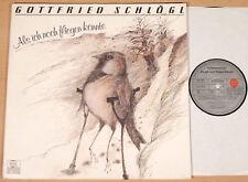 GOTTFRIED SCHLÖGL - Als ich noch fliegen konnte  (1979 / FOC / LP NEUWERTIG)
