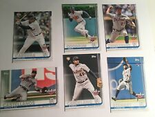 2019 Topps Opening Day Detroit Tigers Team Set