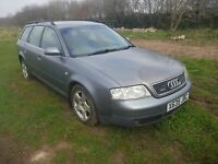 AUDI A6 2.5 TDi QUATTRO SPORT AVANT - EXTREMELY RARE OPPORTUNITY TO ACQUIRE
