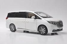 GAC Trumpchi GM8 car model in scale 1:18 White
