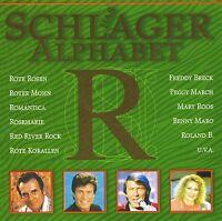 """DAS SCHLAGER ALPHABET """" Buchstabe R """" CD Neu & OVP MCP"""