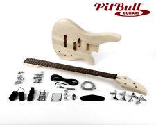 Pit Bull Guitars YB-4 Electric Bass Guitar Kit