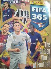 FIFA 365 PANINI  2018 STICKERS 1 BOX 50 PACKS 250STICKERS SERBIAN /SLOVENIAN EDT
