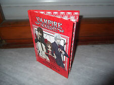 VAMPIRE KNIGHT ORIGINAL SOUNDTRACK CD+COMICS WASABI REC 2008 MATSURI
