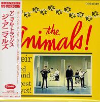 ANIMALS-ANIMAL TRACKS-JAPAN MINI LP CD C94