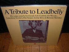 VARIOUS a tribute to leadbelly ( blues ) 2lp