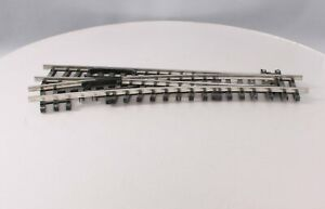 G Scale Manual Left Hand Switch