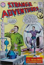 STRANGE ADVENTURES #145 FN- 5.5 DC 10/1962