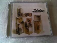 BRENDAN BENSON - THE ALTERNATIVE TO LOVE - 12 TRACK CD ALBUM - 2005
