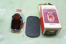 EAGLE IRON TAILLIGHT 68003-47T NICE GLASS LENS