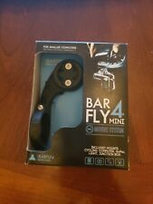 NEW The Bar Fly 4 Mini Modular System Handlebar Mount For Smaller Computers.
