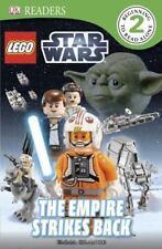 Dk Readers L2: Lego Star Wars: The Empire Strikes Back by Grange, Emma