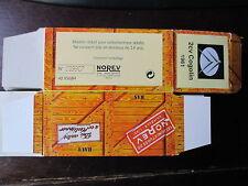BOITE VIDE NOREV  CITROEN 2CV COGOLIN 1961 EMPTY BOX CAJA VACCIA