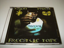 Killah Priest 'Freestyle Tape' CD
