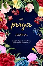 My Prayer Journal / Bible Study Journal Notebook Tablet