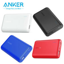 Anker PowerCore 10000mAh Portable Power Bank Battery Charger Fast Charging w/Bag
