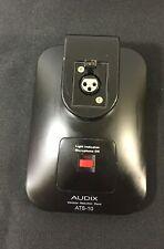 Audix Ats-10 microphone base -Vibration Reduction Stand