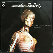 Ron Geesin & Roger Waters Music From The Body Mint- LP 1970 Australia SHVL 4008