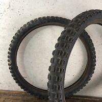 "Old School BMX Scrambler 20"" Tires Schwinn OG Survivor Set"