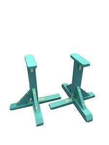 Pair of Standard Pedestals – Reduced Octagonal Grip