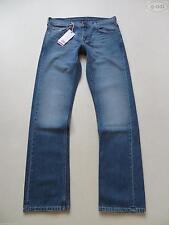 L36 Herren-Straight-Cut-Jeans aus Denim mit niedriger Bundhöhe (en) Mustang