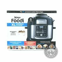 OPEN BOX Ninja OS405 Foodi 10 in 1 Pressure Cooker and Air Fryer - 8qt