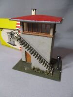 AH762 FALLER HO SWITCH STATION POSTE AIGUILLAGE Ref 121 MONTE