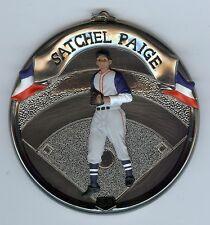 1996 SATCHEL PAIGE Hallmark Keepsake Xmas 3-Dimensional Ornament Baseball Heroes