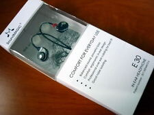 SoundMagic E30 In-Ear Earphones - Now sale in Australia. BLACK  ONLY